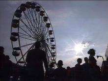 Beautiful Weather, Record Crowds Bid Graham 'Fair' Well