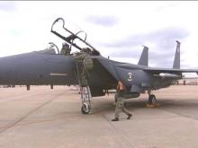This Saturday, you will be able to see some of the Air Force's prized planes up close and personal at Air Show 2000.(WRAL-TV5 News)