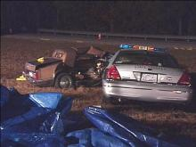 Two Killed When Three-County Car Chase Ends in Crash