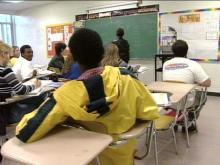 Cape Fear H.S. Students Return to Classes Damaged by Fire