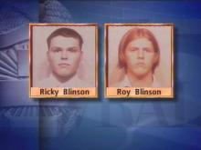 The Wake County Sheriff's Office arrested Ricky and Roy Blinson for e-mailing a bomb threat to East Wake High School.(WRAL-TV5 News)