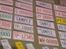 N.C. License Plates Will Soon Have A Woman's Touch