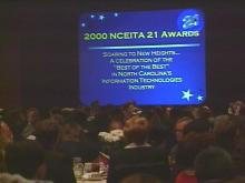 The North Carolina Electronics and Information Technology Association recognized Capitol Broadcasting and other companies Thursday for their cutting-edge technology.(WRAL-TV5 News)