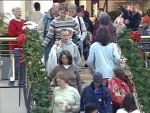 Shop 'Til You Drop: Crowds Hunt for Bargains, Parking