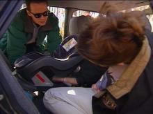 Drivers to Lose Points for Not Buckling Up Kids