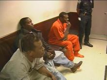 Three men were arrested for a string of robberies in Raleigh and Cary.(WRAL-TV5 News)