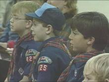 Several Chapel Hill Scout Troops may find themselves with no place to go. The Scouts are caught in the middle of a conflict between the school's district and the Scouts' stand on gays.(WRAL-TV5 News)