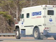 Money Bag Falls Out Of Armored Truck, Causing Minor Fender-Benders