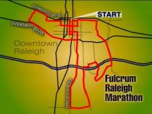 Runners Tested in First Raleigh Marathon