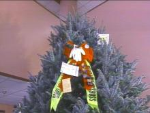 Many people go the extra mile to try to make their Christmas tree look spectacular. However, too much beauty may put your safety in danger.(WRAL-TV5 News)