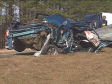 Tractor-Trailer, Car Involved In I-95 Accident