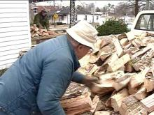 For 30 years, volunteers from the Coalition Group have been delivering wood to people who need it.(WRAL-TV5 News)