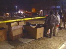 Wilson Fire Leaves Four Families Homeless