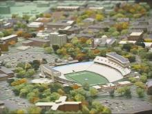 The Board of Trustees at UNC-Chapel Hill has been working on a master plan for the campus for the past three years.(WRAL-TV5 News)