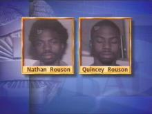 Durham police detectives have charged 21-year-old twin brothers, Nathan and Quincey Nathaniel Rouson, with the second-degree rape of a N.C. Central student over the weekend.(WRAL-TV5 News)