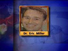 Dr. Eric Miller died Dec. 2.(WRAL-TV5 News)