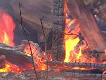Dry Weather, Wind Make Conditions Ripe for Fire