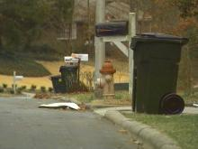 Curbside Trash Collection Begins in Chapel Hill