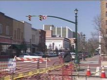 Downtown Wilson Gets Facelift; Business Owners Are Pleased With The Change