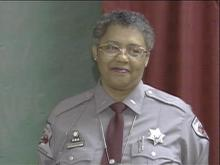 Jackie Paul now heads the Detective Division.(WRAL-TV5 News)