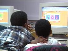 "The ""Tech Saturday"" class was sponsored by IBM.(WRAL-TV5 News)"