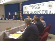 The Moore County Board of Education is considering a proposal that would make community service a requirement for all high school students.(WRAL-TV5 News)