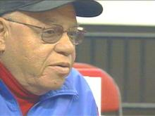 "Denzel Washington's movie, ""Remember the Titans,"" tells the story of a racially integrated high school football team and its coach. The real life coach, Herman Boone, is a graduate of North Carolina Central University.(WRAL-TV5 News)"
