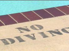 The officers were off-duty at the Trellis Pointe Apartments when they saw the child in trouble.(WRAL-TV5 News)