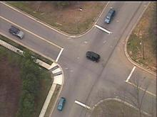 Traffic circles would eliminate four-way stops.(WRAL-TV5 News)