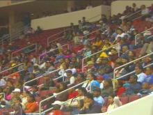 The future of the CIAA tournament in Raleigh is still up in the air.(WRAL-TV5 News)