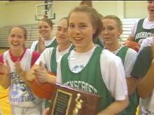 Ravenscroft H.S. senior Jennifer Howard has been a four-year starter on a team that has made it to four straight Independent school state championship games.(WRAL-TV5 News)