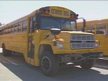 A Cumberland County bus driver was terminated from her job after pricking three students with a needle.(WRAL-TV5 News)