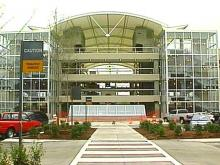 Despite lots of extra parking, spaces at RDU International are at a premium.(WRAL-TV5 News)