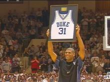 Duke's Battier Discusses Life On, Off The Basketball Court