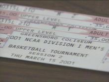 Tickets are still available for first-round action in the NCAA Tournament.(WRAL-TV5 News)