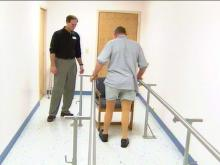NC Groups Help Land Mine Victim Regain Mobility