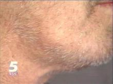 "An Edgecombe County town has temporarily ""outlawed"" shaving.(WRAL-TV5 News)"