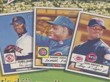 Topps is reprinting their baseball cards, so that today's stars will appear as they would in 1952.(WRAL-TV5 News)