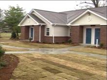 The rebuilt complex has a few new perks, but the basic design is the same.(WRAL-TV5 News)