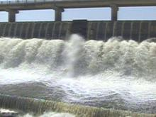 Rocky Mount officials want to update the city's dam, but first last week's rain has to run off.(WRAL-TV5 News)