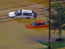 After Hurricane Floyd, 40 to 50,000 cars were submerged in flood waters for days. Many were cleaned and resold to unsuspecting buyers.(WRAL-TV5 News)