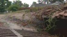 IMAGE: Residents In Cumberland, Moore Counties Begin Storm Cleanup Efforts