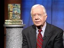 Former President Talks About New Book, World Events