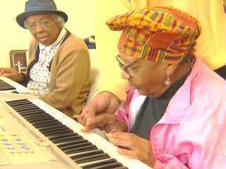 Piano Program Music To Ears Of Durham Seniors