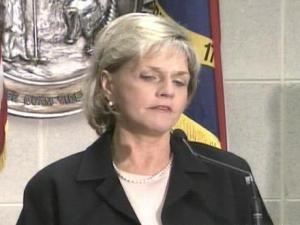Lt. Gov. Beverly Perdue