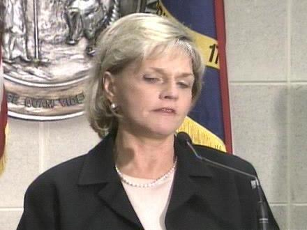 Lt. Gov. Beverly Perdue