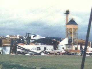 Scotland Tornado