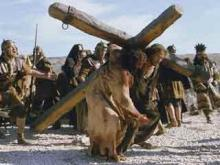 Passion of The Christ: Carrying Cross