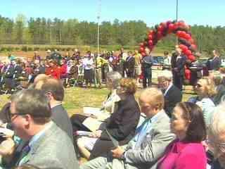Friday Institute Groundbreaking