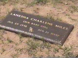 Miles Grave Marker